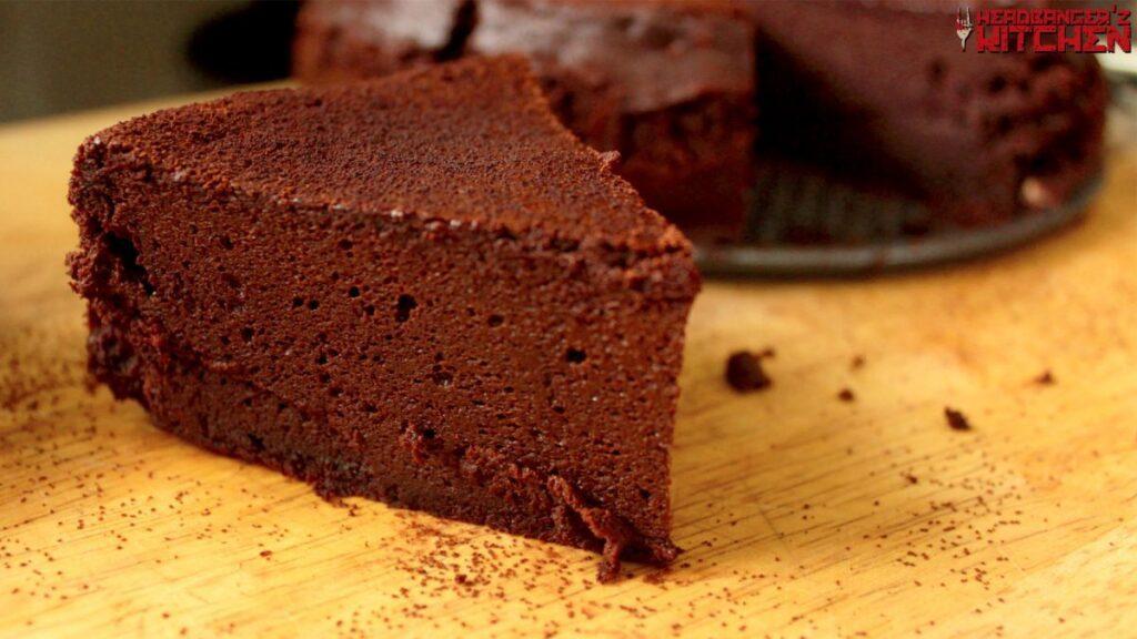 Keto Chocolate Cake Flourless Cake