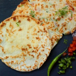 Low Carb Tortilla Keto Naan Coconut Flour