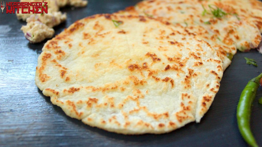 How to Make Low Carb Tortillas, Keto Naan – headbangerskitchen.com