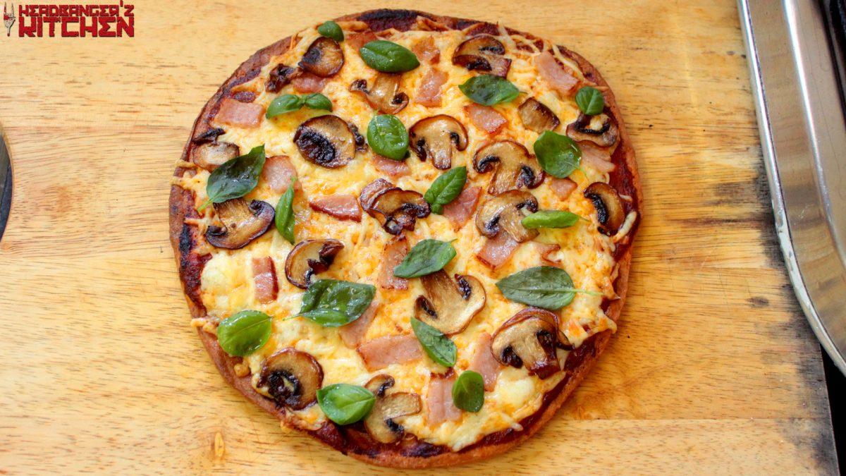 fathead pizza recept