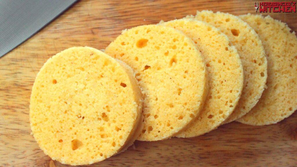 90 Second Keto Bread With Almond Flour Headbanger S Kitchen