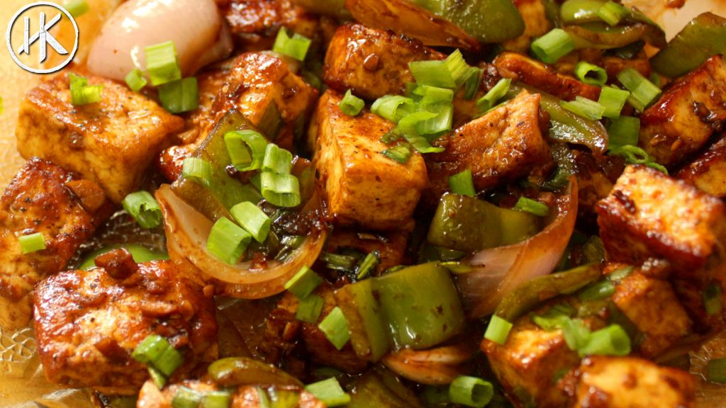 Keto chilli paneer indian chinese recipe headbangers kitchen this keto chilli paneer is magic its a great side dish its easy to make and its hella impressive do give it a go forumfinder Images