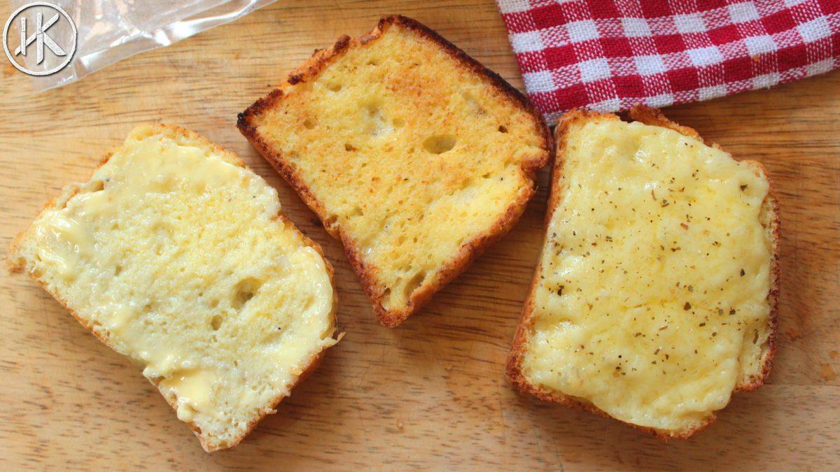 Keto Coconut Flour Bread