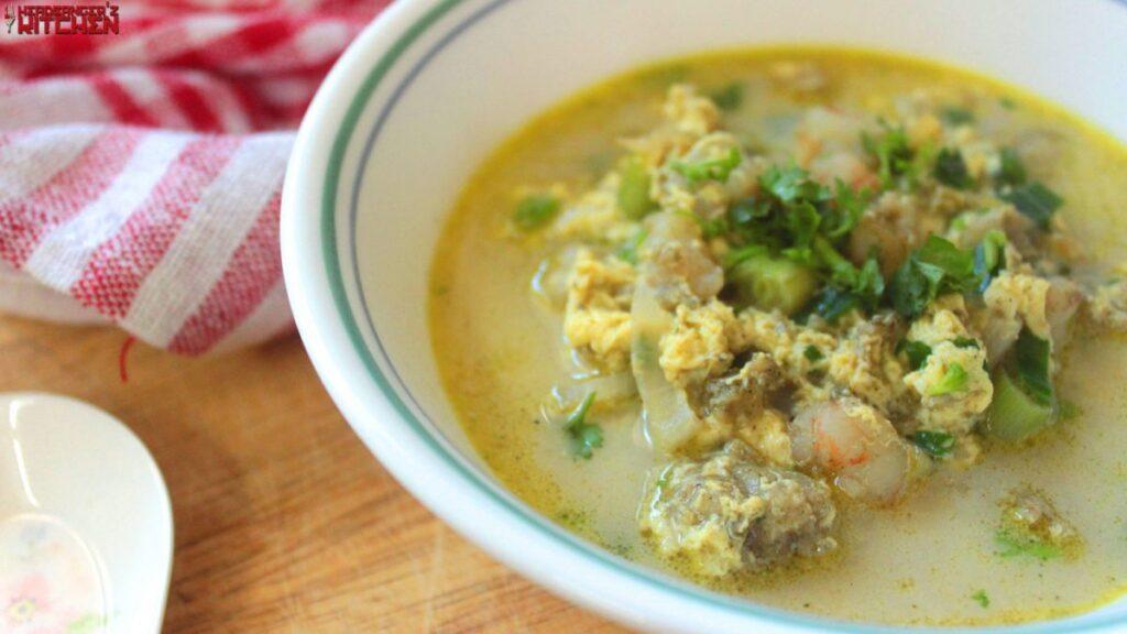 Keto Seafood Soup