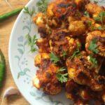 Keto Cauliflower Makhani Bites