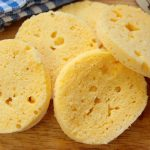 Coconut Flour Mug Bread