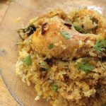 Keto Chicken Biryani