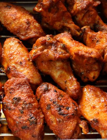 Butter Chicken Wings