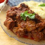 Keto Pork Vindaloo