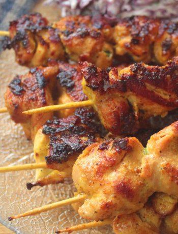 Keto Reshmi Kebab