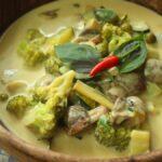 Keto Thai Green Curry