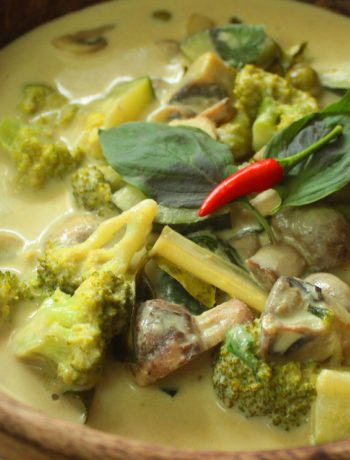 Keto Thai Green Curry