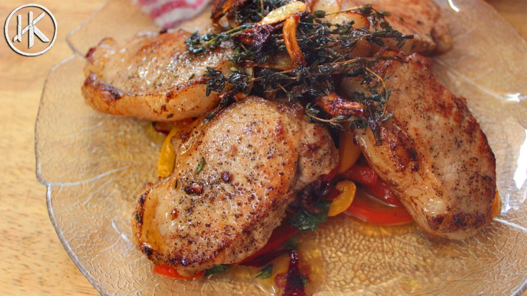 Gordon Ramsay Pork Chops