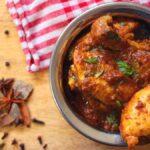 Keto Chicken Korma