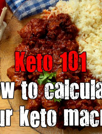 how to calculate keto macros