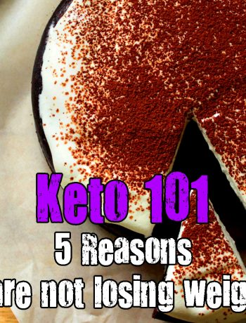 Not Losing Weight Keto Diet