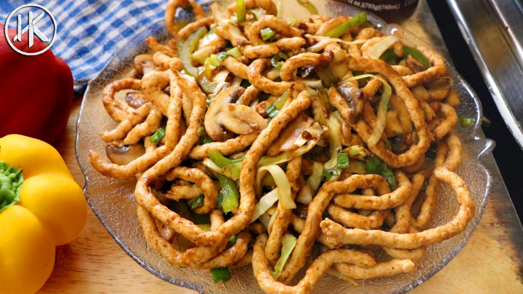 Keto Hakka Noodles