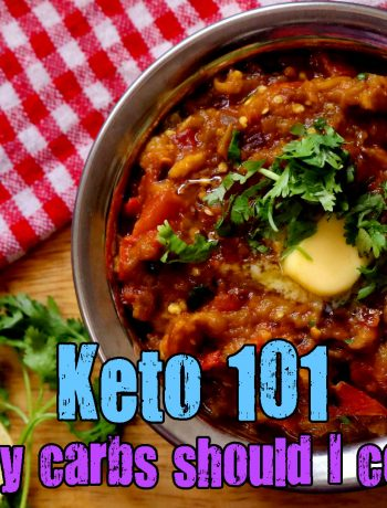 how many carbs on keto diet
