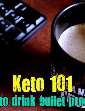 Do I need to drink Bullet Proof coffee on Keto