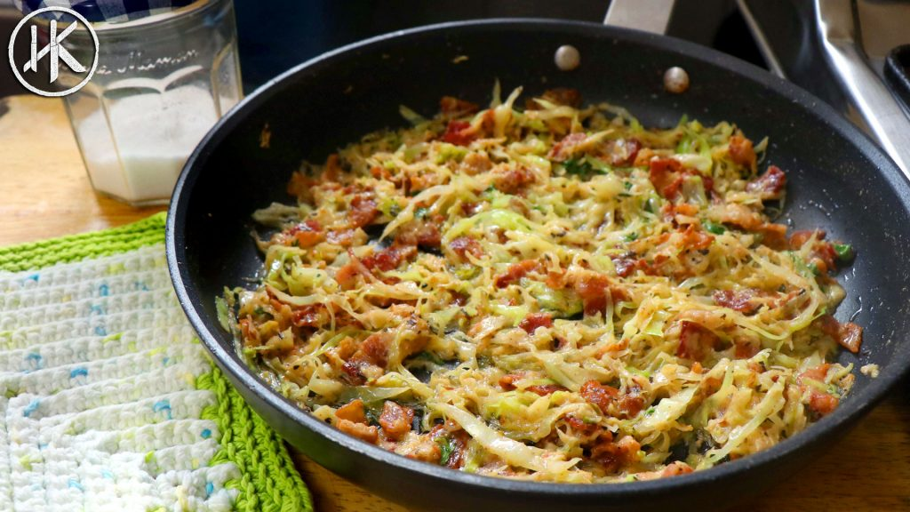 Cheesy Bacon Slaw