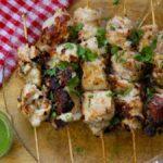 Keto Malai Kebab