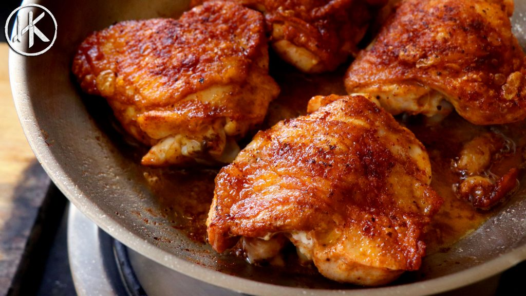 Keto Chicken Thighs