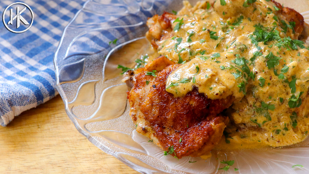 Keto Chicken Thighs Headbanger S Kitchen Keto All The Way