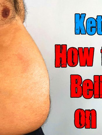 How to lose belly fat on Keto