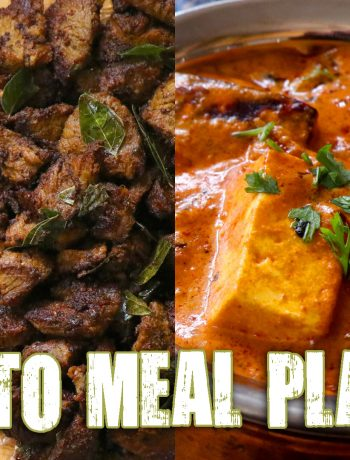 Indian Keto Meal Plan
