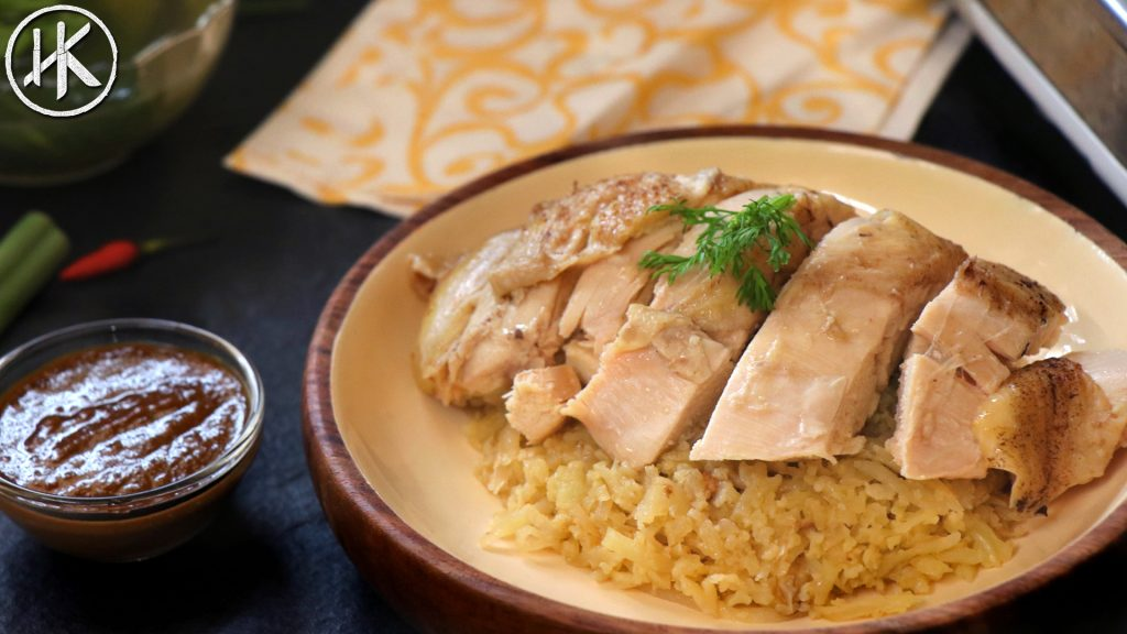Keto Chicken Rice