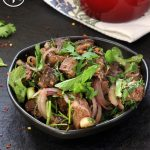 Keto Spicy Thai Beef Salad