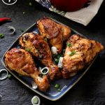 Keto Thai Grilled Chicken