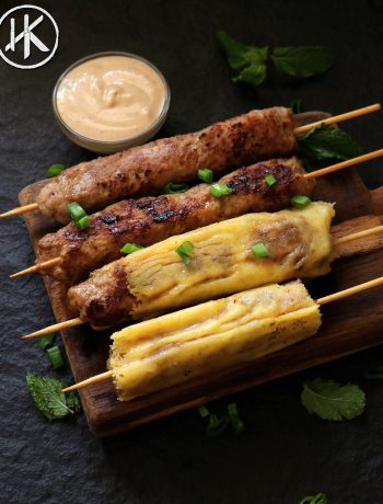 Thai Inspired Keto Kebabs