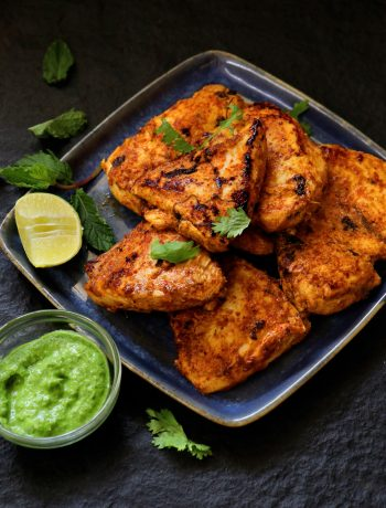 easy low fat tandoori chicken