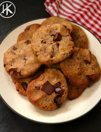 Keto Chocolate Chip Cookie