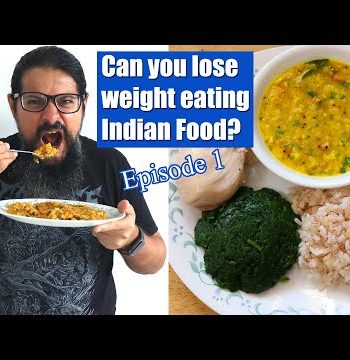 Can you lose weight eating Indian food