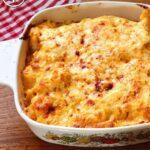Keto Hungarian Potato Casserole