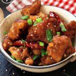Keto General Tso Chicken