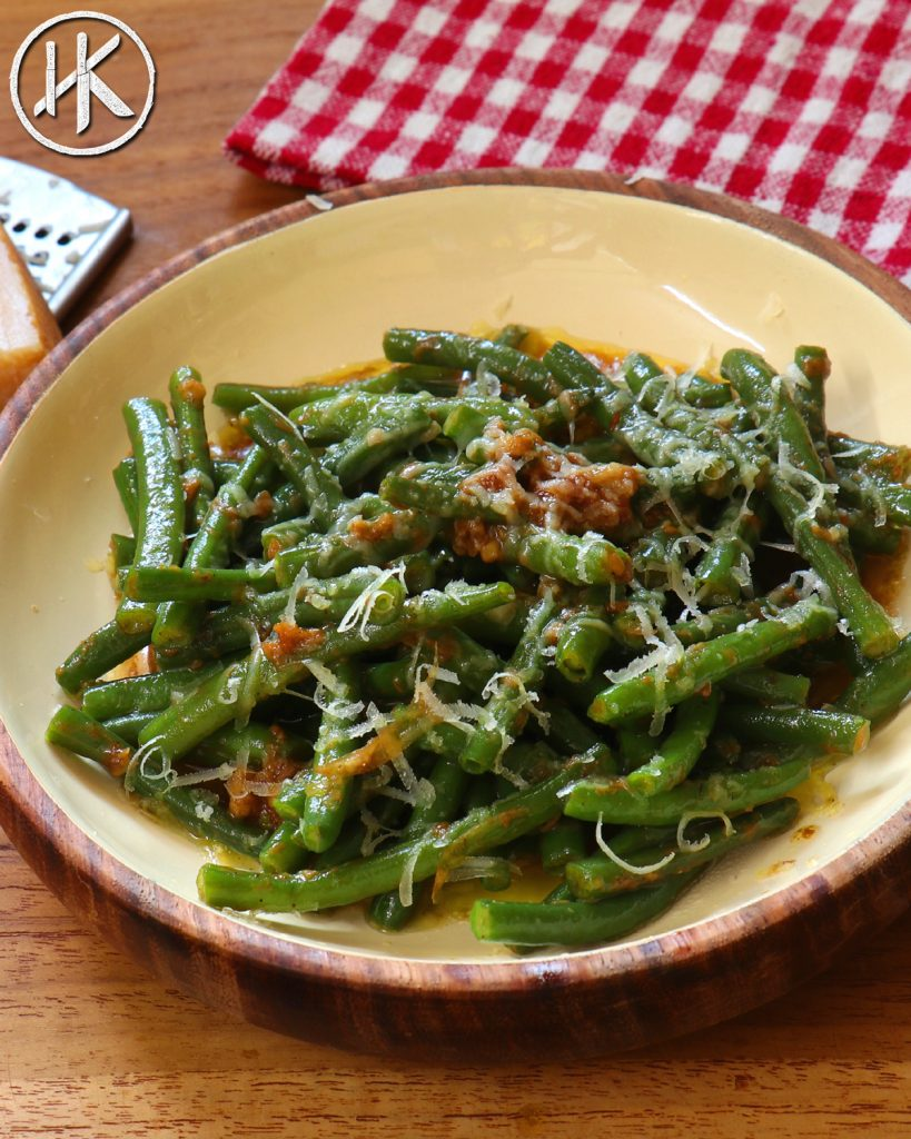 Keto Green Beans