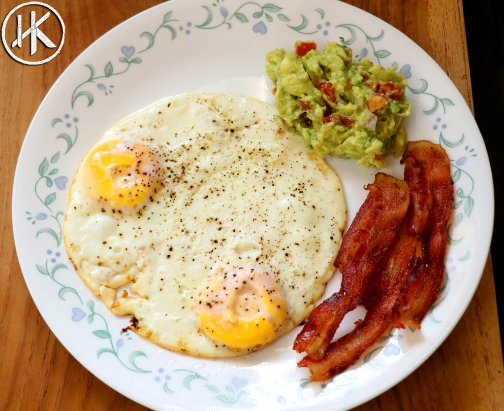 Keto for beginners - breakfast