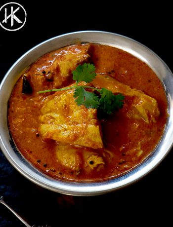 Keto Fish Curry