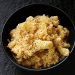 5 Ingredient Keto Cauliflower Cheese