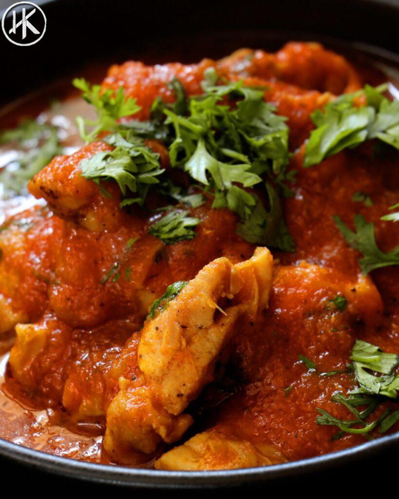 5 Ingredient Keto Chicken Curry