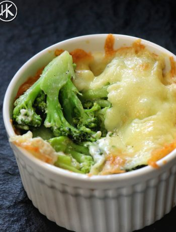 3 Ingredient Broccoli Cheese