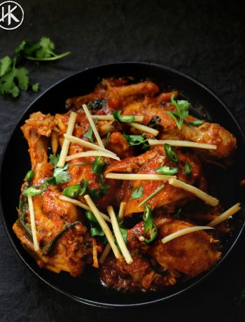 Keto Chicken Karahi