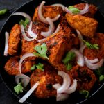 chicken tikka kebab