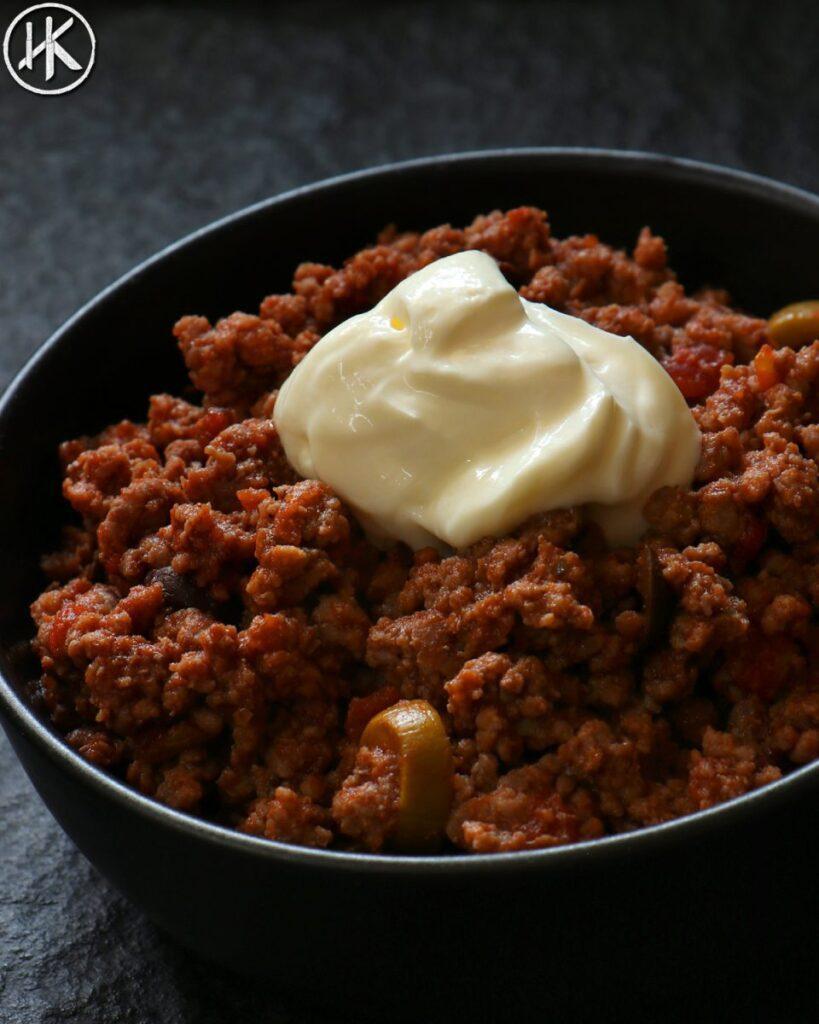 keto ground beef recipe