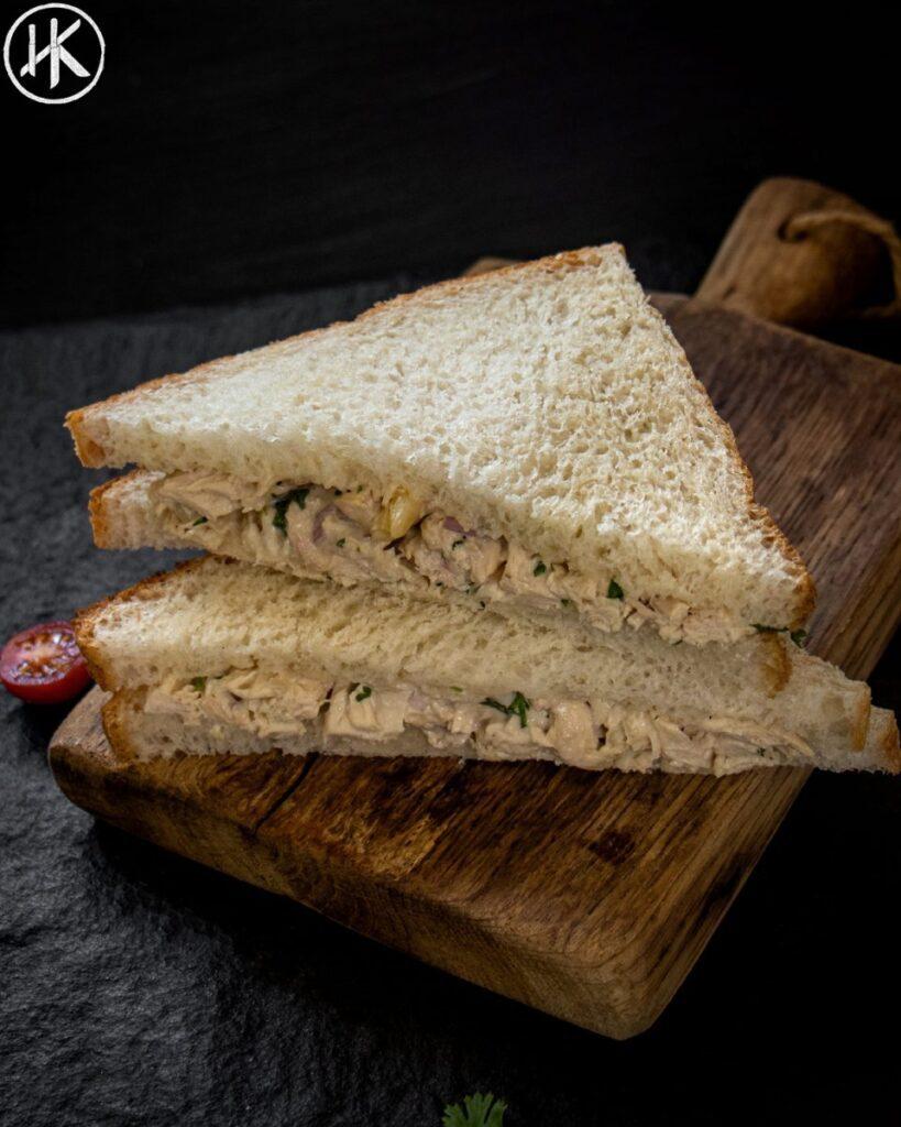 Junglee Chicken Sandwich