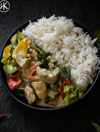 Authentic Green Thai Curry