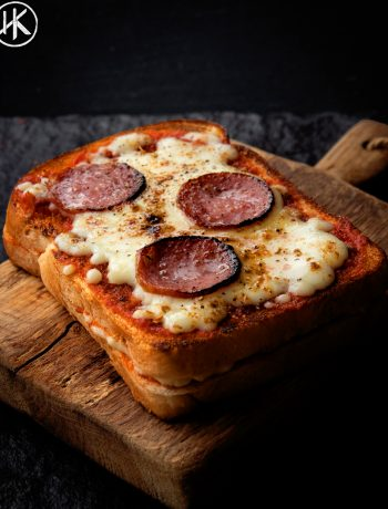 Pizza Grilled Cheese Sandwich